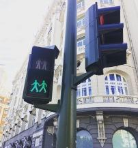 Semáforos de Madrid